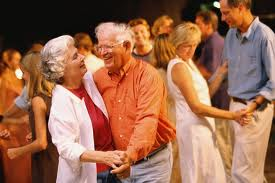 Square and Round Dancing Workshop held at the Oak Park Arms Retirement Community