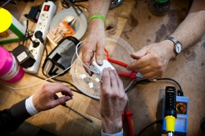 A Repair Cafe will be held in the Lifelong Learning Center at the Oak Park Arms retirement community.