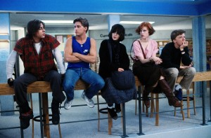 "The classic film, ""The Breakfast Club,"" will be viewed and reviewed at the Oak Park Arms retirement community."